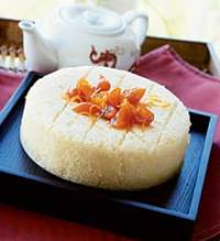 Chinese Dessert Recipes - Chinese Steamed Sponge Cake