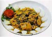 Chinese Food Recipe: Creamy Curried Chicken