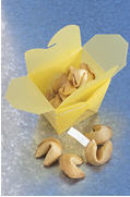 Chinese Cuisine: Fortune Cookies