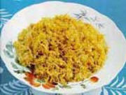 Chinese Food Recipe: Stir Fried Egg Floss