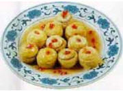 Chinese Food Recipe: Stuffed Apples